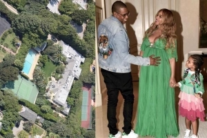 Beyonce and Jay Z Build £1m Maternity Ward in Their Mansion for Home Birth